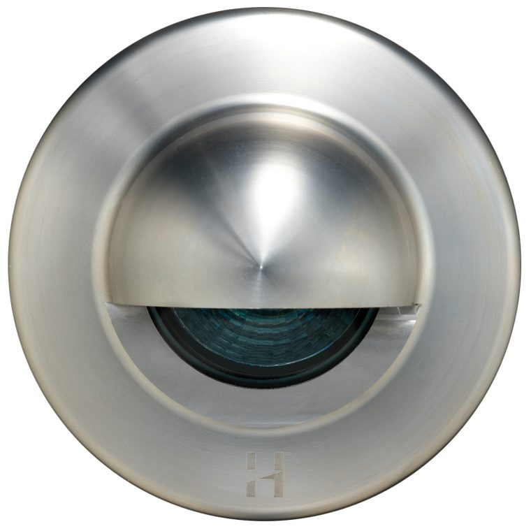 Hunza Euro Step Light solid eyelid stainless steel