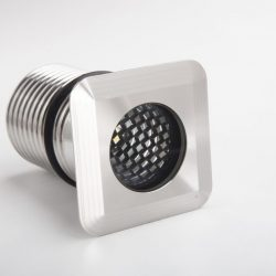 LuxR Modux Four Square Stainless Hexcell