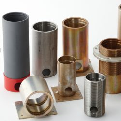 Mounting Canisters