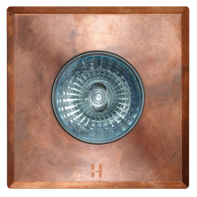 Step Lite Square copper