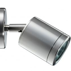 Hunza Wall Spot Stainless Steel